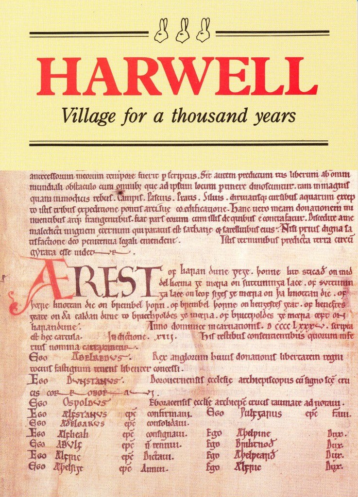 Harwell Book